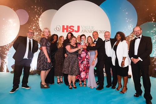 City and Hackney Collaborative scoop up at 2021 HSJ Value awards
